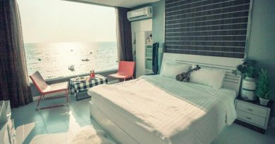 Bang Saen Marina Sea View hotel