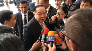Deputy Prime Minister Prawit
