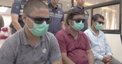 Fake marraiage suspects held