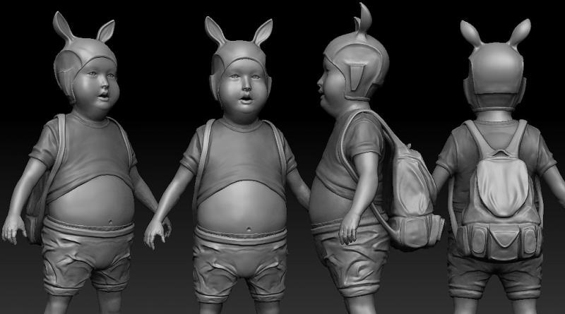 Fat kid (2)