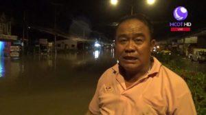 Flood Chiang Mai (2)