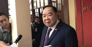 Gen Prawit Wongsuwan