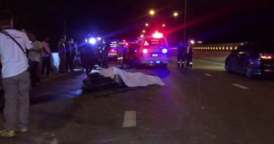 2 die as big bike hits truck