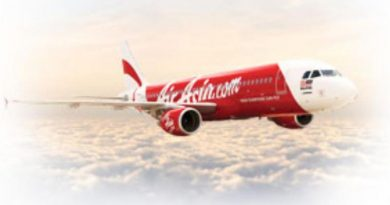 Air Asia jetliner