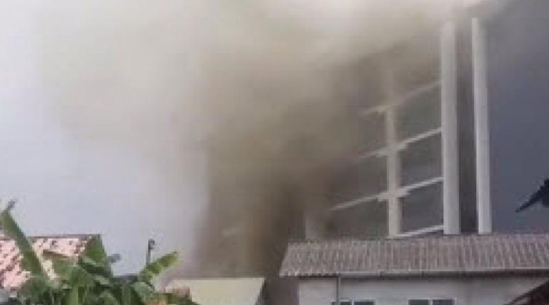 Fire phuket hotel