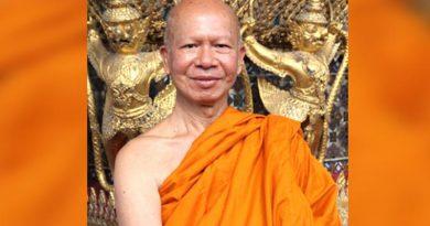 Former monk Phra Phrom Methee