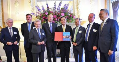 Gen Prayut House of Lords UK