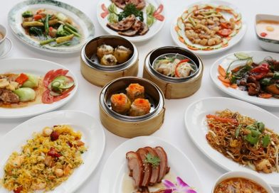 Great value Chinese business set lunch & dinner