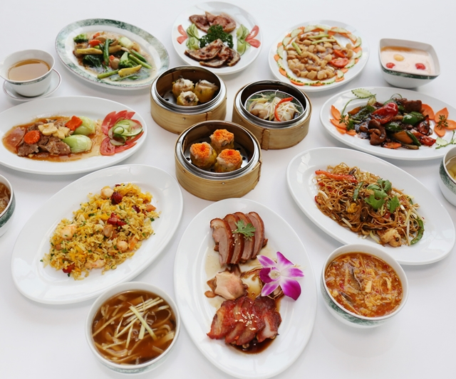 Great Value Chinese Business Set Lunch & Dinner at Dynasty