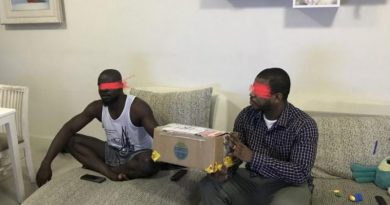 Nigerians arrested for drug trafficking