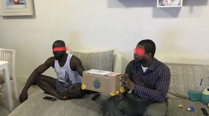 Nigerians arrested for drug trafficking