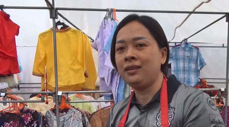 Policewoman cataches thief