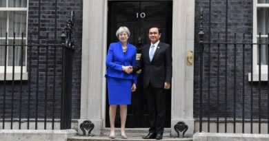 Prayut and Theresa May