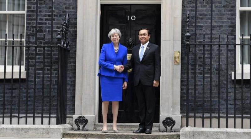 Prayut and Theresa May