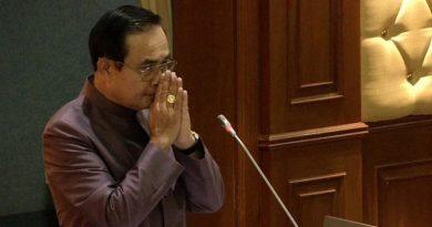 Prime Minister Prayut
