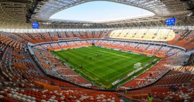 Russian stadium World Cup 2018