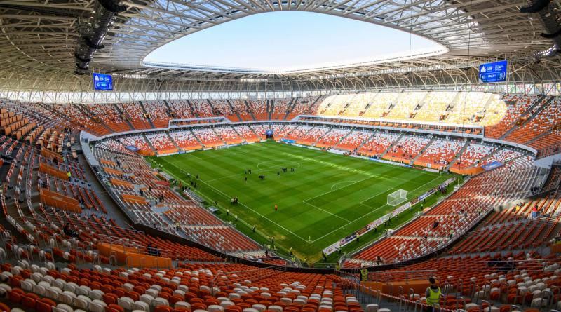 Russian stadium World Cup 2018