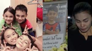 Thai-swiss kids