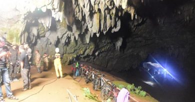 Tham Luang cave Chiang Rai