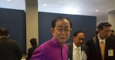 Transport Minister Akhom
