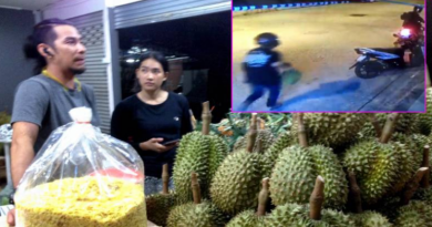 durian thieves
