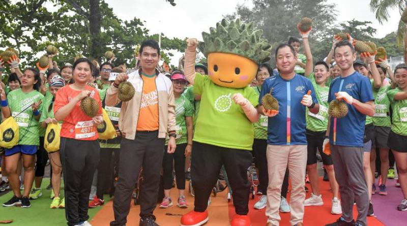 new durian fun run