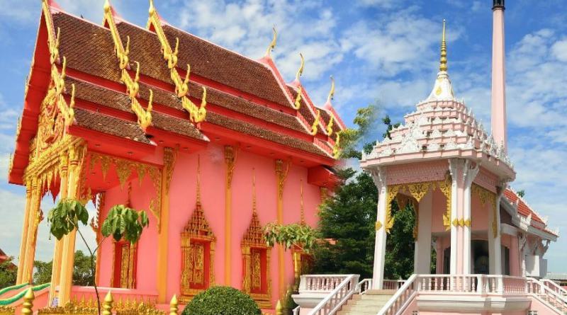 pink crematorium
