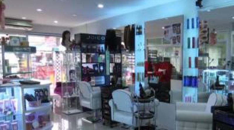pricey beauty salon