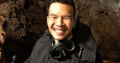 Dr Pak cave rescue