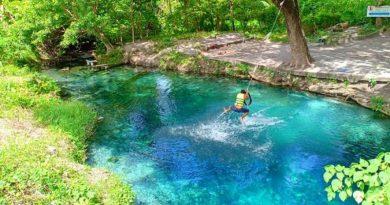 Lopburi Blue Lagoon, Bor Nam Duerd