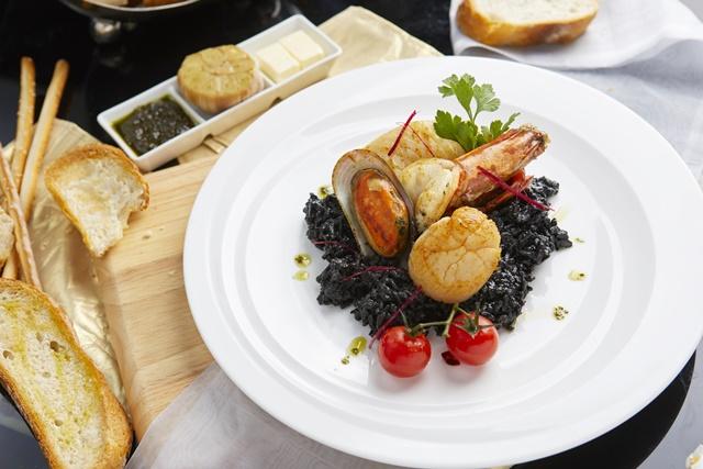 Mediterranean Seafood at Don Giovanni Restaurant (1)