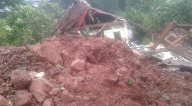 Nan mudslide