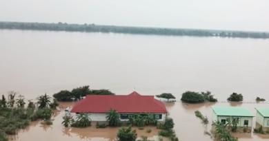 Provincial floods
