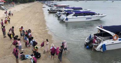 Puket island hopping