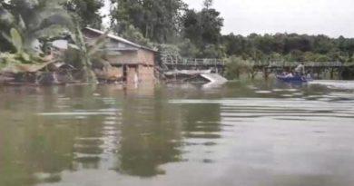 Flood Kanchanaburi