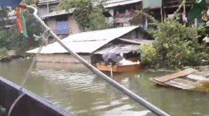 Kanchanaburi flood