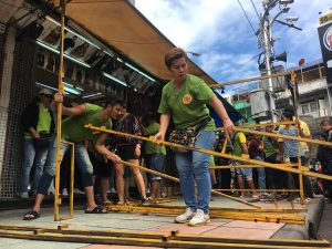 Khao San road cleaning (2)