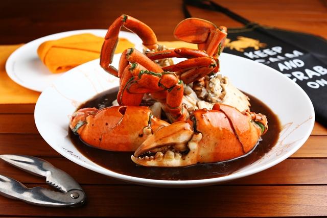 Pepper Crab 1 ch