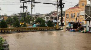 Phuket flood