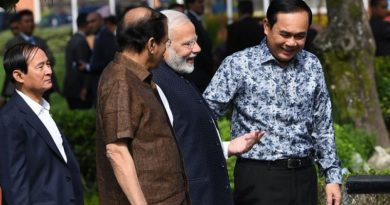 Prayut and Modi