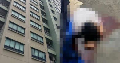 Student jumps to death condo