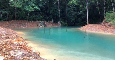 Tham Luang cave stream