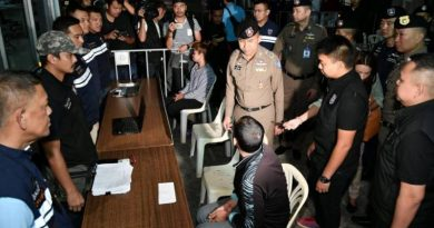 raid foreign overstaying, illegal entry