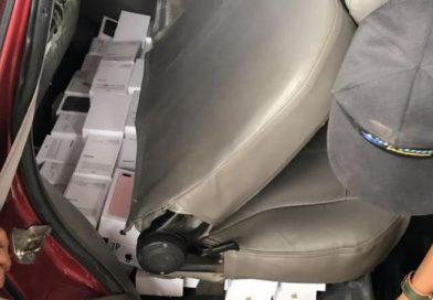 iPhones worth 500,000 baht seized