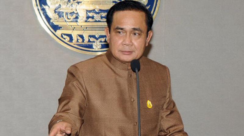 PM Prayut