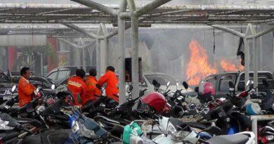 Pattani Big C bomb blast