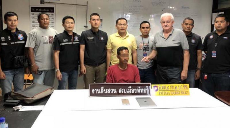 Pattaya robbery