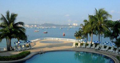 Pattaya sunny day