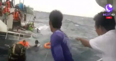 Spanish tourists rescued