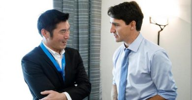 Thanathorn and Trudeau